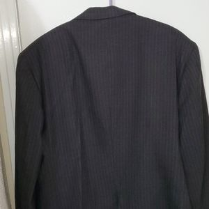 Jos. A. Bank Suits & Blazers - Joseph A. Bank 2 Button Charcoal Pinstripe Blazer